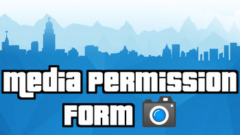 Media Permission Form (Editable in Google Docs) - Roombop