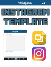 Load image into Gallery viewer, Instagram Template (Editable on Google Slides) - Roombop