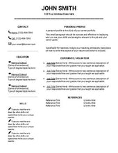 Load image into Gallery viewer, Resume & Cover Letter Template (Editable in Google Docs) - Roombop