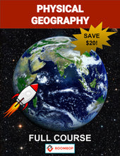 Load image into Gallery viewer, Physical Geography Full Course - Roombop