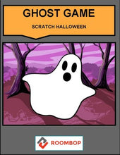 Load image into Gallery viewer, Scratch Halloween: Ghost Game - Roombop