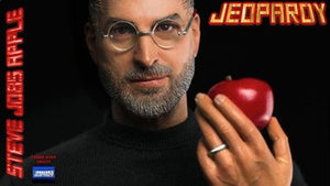 Steve Jobs Apple Jeopardy (Google Slides) - Roombop