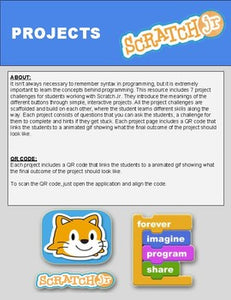 ScratchJr: 7 Project Challenges - Roombop