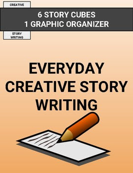 Everyday Creative Story Writing Activity - Roombop
