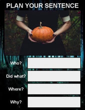Load image into Gallery viewer, Halloween Picture Prompt Writing (Google Classroom) - Roombop