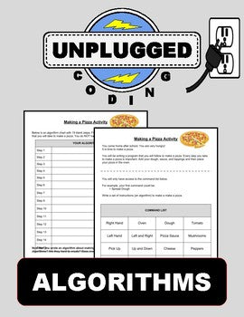 Algorithms (Unplugged Coding #1) - Roombop