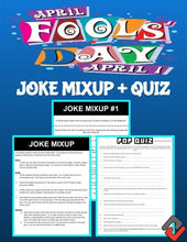 Load image into Gallery viewer, April Fool's Day: Joke Mixup & Pop Quiz - Roombop