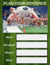 Load image into Gallery viewer, Football Picture Prompt Writing (Google Classroom) - Roombop
