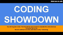 Load image into Gallery viewer, Coding Showdown Challenge - Roombop