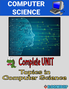 Topics in Computer Science Unit - Computer Science - Roombop