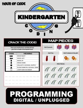 Fathers Day June | Kindergarten Unplugged / Digital Coding - Roombop