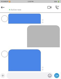 Skype Template (Editable on Google Slides) - Roombop