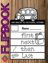 Load image into Gallery viewer, Back To School September Flipbook - Roombop