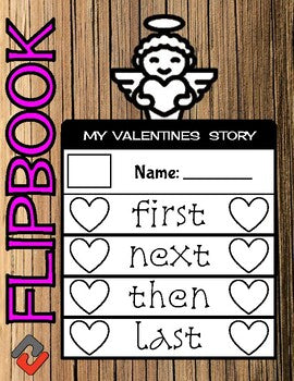 Cupid Valentines Day February Flipbook - Roombop
