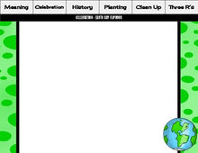 Load image into Gallery viewer, Earth Day Digital Flipbook - Google Slides