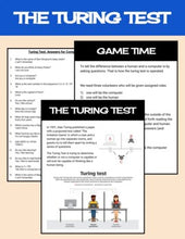 Load image into Gallery viewer, Turing Test Classroom Activity