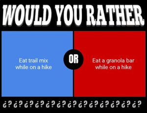 July Digital & Printable Would You Rather (Google Slides)