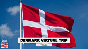 Denmark Virtual Country Trip (Editable in Google Slides)