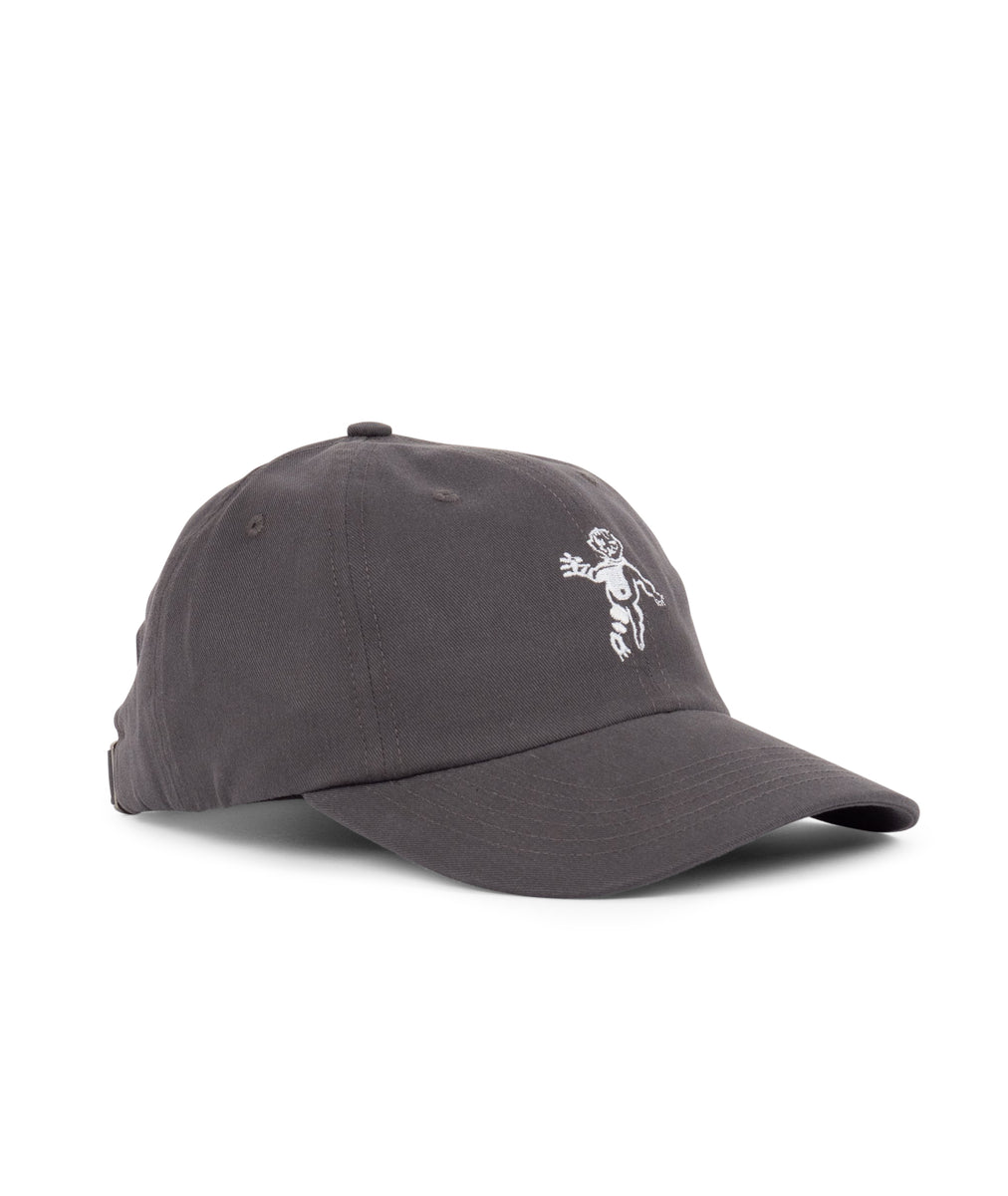 Dancer Logo Cap Charcoal