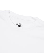 Load image into Gallery viewer, Dancer Patch Lie Tee White