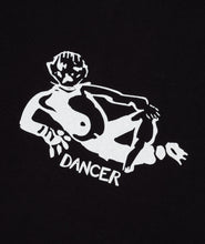 Load image into Gallery viewer, Dancer Lie Logo Tee Black