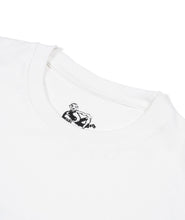Load image into Gallery viewer, 3D Logo Tee White