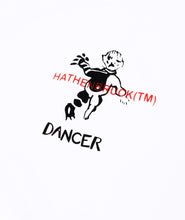 Load image into Gallery viewer, Dancer X Hathenbruck Logo Chillties White