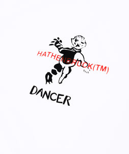 Dancer X Hathenbruck Logo Chillties White