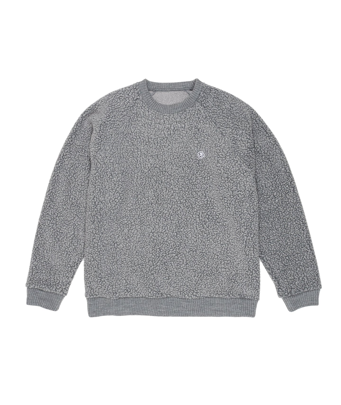 Dancer Polartec® Fleece Sweat Icey Grey