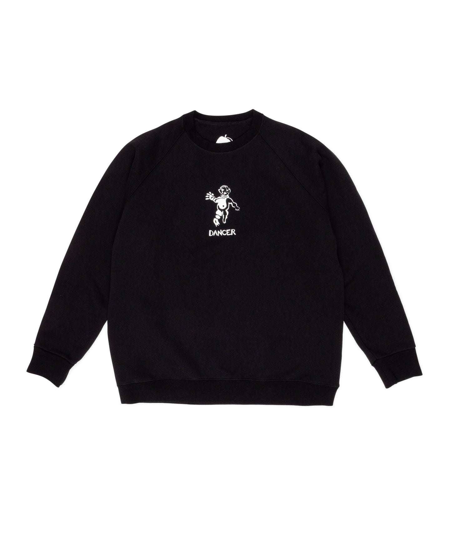 Dancer OG Logo Crew Sweat Black