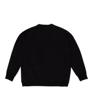 Load image into Gallery viewer, Dancer OG Logo Crew Sweat Black