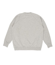 Load image into Gallery viewer, Dancer OG Logo Crew Sweat Heather Grey