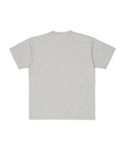 Dancer Baby Apple Tee Heather Grey