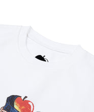 Load image into Gallery viewer, Dancer Baby Apple Tee White