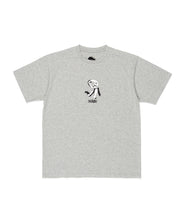 Load image into Gallery viewer, Dancer Hi There Tee Heather Grey