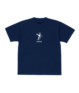 Dancer OG Logo Tee Navy