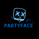 partyface