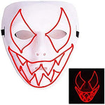 Halloween EL Wire Mask