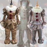 Pennywise 2 Piece Costume  - Stephen King's It Costume
