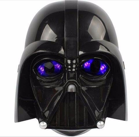 Halloween Party Supplies Glowing LED Star Wars Mask
