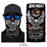 3D Thermal Windproof Protection UV Bandana Cycling Magic Scarf Hiking Neck Warmer Anonymous Facemask Head Headband Headwear Men