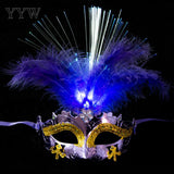 Sexy Masquerade Masks With LED Light Sexy Venetian Mask