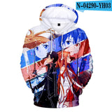 Sword Art Online Hoodies 2