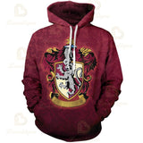 HOGWARTS Women/Men Fleece Jacket