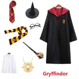 Potter School Uniform Halloween Costume Cosplay