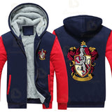 Hogwarts School Costume Hoodies Man & Woman