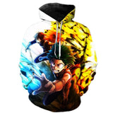 New My Hero Academia Hoodies Men Women Cosplay