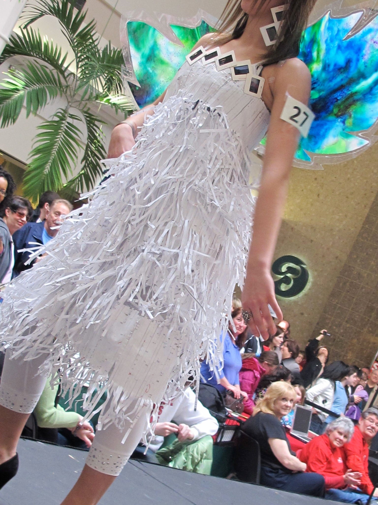 Recycled Runway