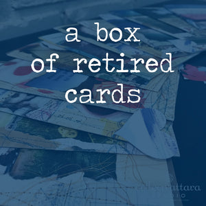 Box of Retired Cards