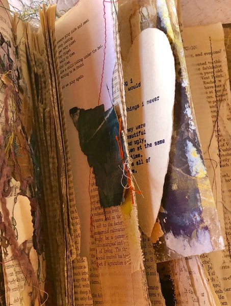 For the Writer Inside Us: Getting the Words Out Through Mixed Media, Nov. 2nd